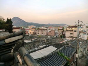 Chebu-dong Hanoks